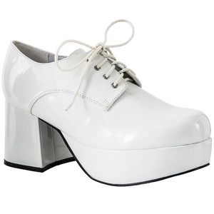 Men's Disco Pimp Funky Platform Shoes